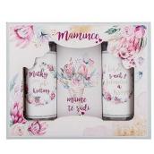 Bohemia Gifts Maminka sprchový gel 100 ml + šampon 100 ml + sůl do koupele 110 g, kosmetická sada