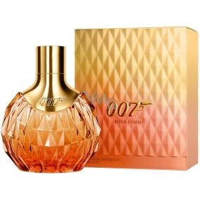 James Bond 007 pour Femme parfémovaná voda pro ženy 50 ml
