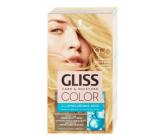 Schwarzkopf Gliss Color barva na vlasy 9-0 Přirozená světlá blond 2 x 60 ml