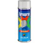Colorlak Eurospray Barva na radiátory bílá mat Ral 9010 sprej 400 ml