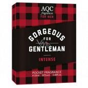 AQC Fragrances Gorgeous for Gentleman Intense parfémovaná voda pro muže 20 ml