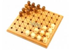 Albi Bambusové minihry Halma společenská hra pro 2 hráče