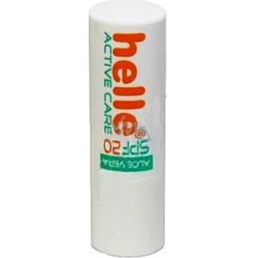 Helle Active Care Aloe Vera SPF20 Ochranný balzám na rty 3,7 g