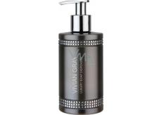 Vivian Gray Crystal Grey luxusní hydratační tekuté mýdlo 250 ml