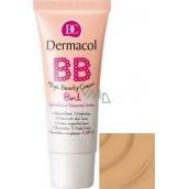 Dermacol Magic Beauty Cream hydratační BB krém 8v1 odstín Nude 30 ml
