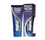 Signal White Now Gold zubní pasta 50 ml