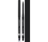 Rimmel London Exaggerate automatická voděodolná tužka na oči 263 Starlit Black 0,28 g