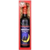 Bohemia Gifts Merlot Zatraceně hezký večer červené dárkové víno 750 ml