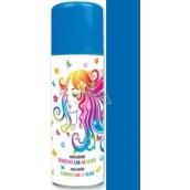 Anděl Smývatelný barevný lak na vlasy tmavě modrý 125 ml