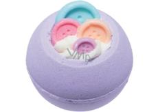 Bomb Cosmetics Veselé knoflíky Šumivý balistik do koupele 160 g