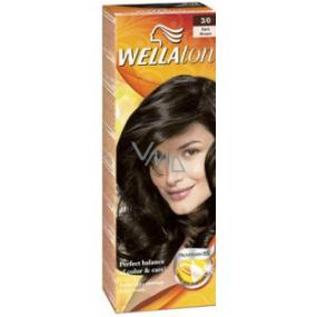 Wella Wellaton krémová barva na vlasy 3-0 tmavě hnědá - VMD drogerie ... 87e5fb4ba72