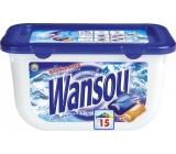 Wansou Double Caps Mountain Sky univerzální dvoukomorové gelové prací kapsle 15 kusů x 25 g