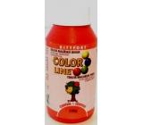 Kittfort Color Line tekutá malířská barva Červená 100 g