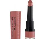 Bourjois Rouge Velvet The Lipstick rtěnka 13 Nohalicious 2,4 g