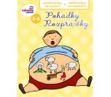 Ditipo Omalovánky pro nejmenší Pohádky pro děti 3-6 let 16 stran