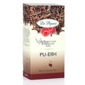 Dr. Popov Pu-Erh malina čaj Přispíváke kontrole tělesné hmotnosti a duševnímu zdraví.30 g, 20 nálevových sáčků á 1,5 g