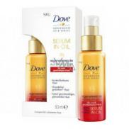 Dove Serum in-oil regenerační olejové sérum na poškozené vlasy 50 ml