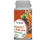 Dr.Bojda Vitamín C + Rutin Biokomplex 500 mg doplněk stravy pro normální funkci imunitního systému 60 kapslí