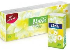 Veltie Aroma Mild Camomile hygienické kapesníky 10 kusů