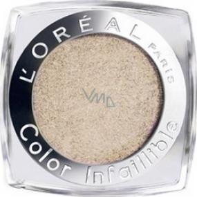 Loreal Paris Color Infaillible oční stíny 016 Coconut Shake 3,5 g