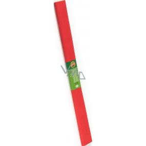Koh-i-Noor krepový papír č.06/9755 světle červený 50 x 200 cm