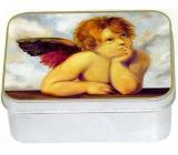 Le Blanc Levandule - Angel přírodní mýdlo tuhé v krabičce 100 g
