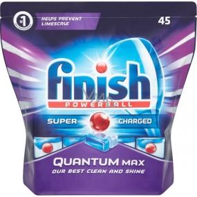 Finish Quantum Max Regular tablety do myčky nádobí 45 kusů