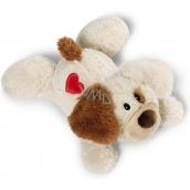 Nici Love You Pes Plyšová hračka nejjemnější plyš 20 cm