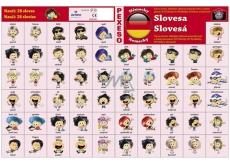 Ditipo Jazykové pexeso Slovesa němčina 297 x 222 mm