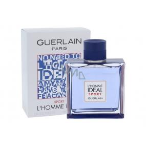 Guerlain L Homme Ideal Sport toaletní voda pro muže 50 ml