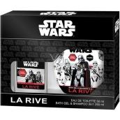 La Rive Disney Star Wars First Order toaletní voda 50 ml + 2v1 sprchový gel a šampon 250 ml, kosmetická sada