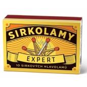 Albi Sirkolamy 4 - Expert sirkové hlavolamy a rébusy