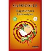 Capsicolle Kapsaicinová hřejivá náplast 7 x 10 cm 1 kus
