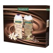Palmolive Gourmet Vanilla Pleasure sprchový gel 250 ml + Gourmet Coffee Love sprchový gel 250 ml, kosmetická sada