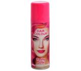 Zo Smývatelný barevný lak na vlasy Růžový 125 ml sprej