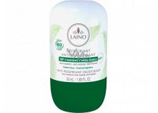 Laino BIO Kokos 48hodinový antiperspirant deodorant roll-on unisex 50 ml