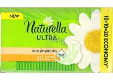 Naturella Ultra Normal s heřmánkem intimní vložky 20 kusů