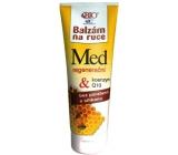 Bione Cosmetics Med a Q10 balzám na ruce 205 ml