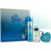 Blasé Blase toaletní voda 30 ml + deodorant sprej 75 ml + klíčenka srdce, dárková sada