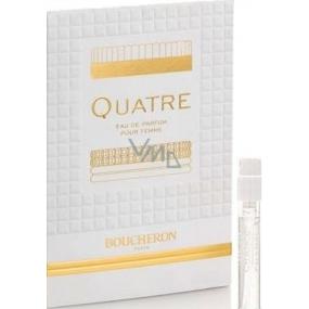 Boucheron Quatre Femme parfémovaná voda 2 ml s rozprašovačem, vialka