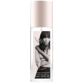 Naomi Campbell Private parfémovaný deodorant sklo pro ženy 75 ml
