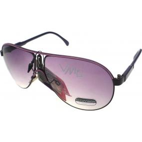Fx Line Sluneční brýle fialové 016056