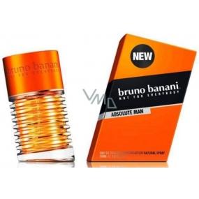Bruno Banani Absolute Man toaletní voda 75 ml