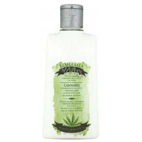 Bohemia Gifts & Cosmetics Cannabis Konopný olej tělové mléko 200 ml
