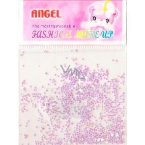 Angel Ozdoby na nehty kolečka perleťové 1 balení