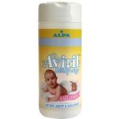 Alpa Aviril s azulenem zásyp sypačka pro děti 100 g