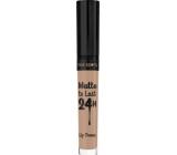 Miss Sporty Matte to Last 24h Lip Cream tekutá rtěnka 100 Fresh Nude 3,7 ml