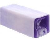 Bomb Cosmetics Fialový déšť - Purple Rain Přírodní glycerinové mýdlo 1 kg blok