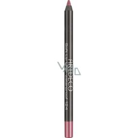 Artdeco Soft Lip Liner Waterproof voděodolná konturovací tužka na rty 124 Precise Rosewood 1,2 g