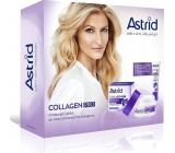 Astrid Collagen Pro proti vráskám denní krém 50 ml + oční krém 15 ml, kosmetická sada
